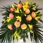 Lilie a růže